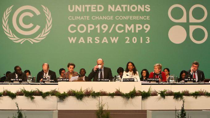 Viel hat sich nicht bewegt auf der Warschauer Klimakonferenz.