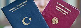 Passverlust wegen Optionspflicht: 315 junge Leute verzichten auf roten Pass