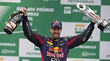 Weltmeister siegt zum Saisonfinale: Vettel knackt den nächsten Formel-1-Rekord