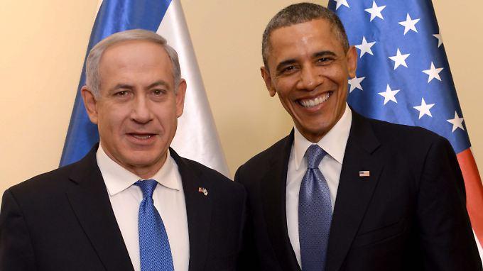 Noch am Tag der Einigung mit dem Iran sprach Obama mit Netanjahu.