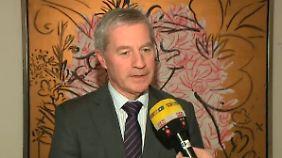"""Jürgen Fitschen im n-tv Interview: Negativer Einlagezins """"trifft die Falschen"""""""