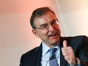 BMW hat hohe Summen in die i3-Entwicklung investiert: Norbert Reithofer (Archivbild).