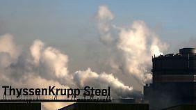 Wirtschaftsriese in der Krise: ThyssenKrupp ist weiterhin auf Talfahrt