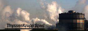 Befreiungsschlag sieht anders aus: ThyssenKrupp bekommt 1,5 Mrd. Euro für US-Werk