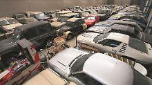 Trauriges Ende einer Sammelleidenschaft: Autoliebhaber verkauft 286 Oldtimer
