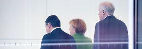 Pkw-Maut und Rentenbeiträge: Der Koalitionskrach hat schon begonnen