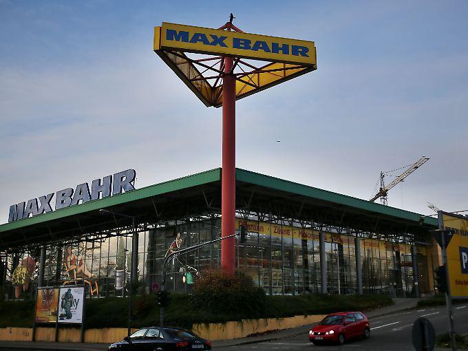 Max-Bahr-Filiale in Köln.