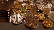 Schallmauer durchbrochen: Bitcoins überwinden 1000-Dollar-Marke