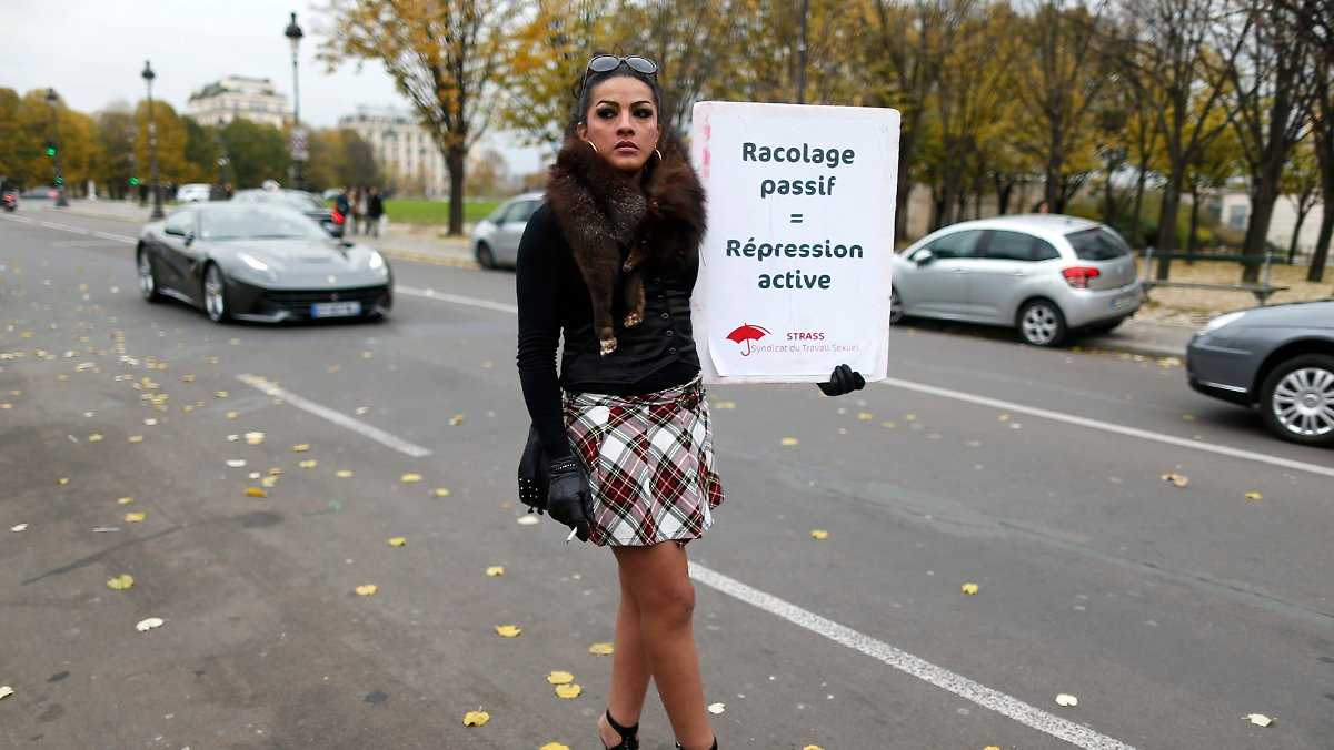 Еа какой улице стоят праститутки в екатеренбурге