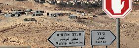 Kamele, Kirschtomaten und Rucola: Zu Besuch im Westjordanland