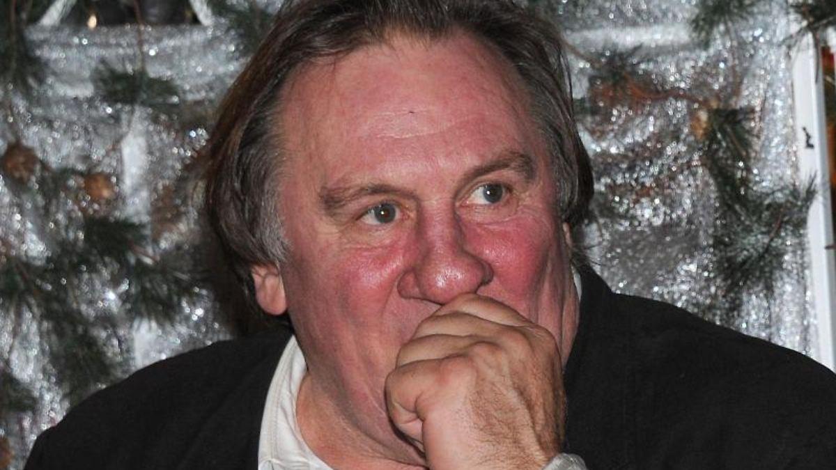 Gerard Depardieu Wein