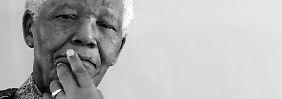 Nelson Mandela war Südafrikas Nationalheld.