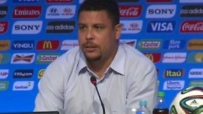 """Ronaldo und Zidane einig: """"WM in Brasilien wird ein großes Fest"""""""