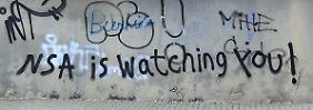 """Snowden-Helfer im Berliner Exil: """"Friedrich ist ein Idiot oder ein Lügner"""""""