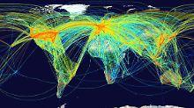 Mit Mathematik gegen Pandemien: Seuchen können berechnet werden