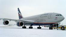 Aeroflot beherrscht in Russland rund 40 Prozent des Marktes für Flugreisen.