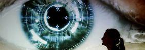 """Vielleicht bald nicht mehr das """"allsehende Auge"""": Die NSA"""