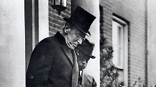 Als US-Präsident Woodrow Wilson ...