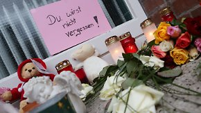 Haftbefehle gegen Eltern: Dreijährige Yagmur aus Hamburg ist innerlich verblutet