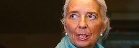 """""""Sehen mehr Sicherheit"""": IWF traut den USA 2014 mehr zu"""