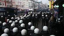 Was alles nicht gesagt wird: Die Krawalle in Hamburg und die Rolle der Polizei