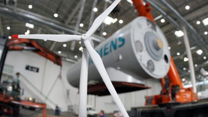 Der Industriekonzern, der alles kann, gilt aus Auslaufmodell. Siemens will sich unter anderem auf die Energie konzentrieren.