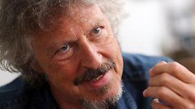 Wolfgang Niedecken hat sich von seinem Schlaganfall erholt und macht wieder Musik.