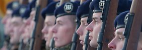 Wehrbeauftragter legt Jahresbericht vor: Soldaten sind unzufrieden wie nie