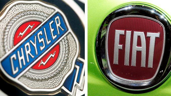 Fiat übernimmt seine US-Tochter Chrysler ganz.