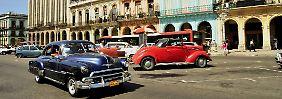 Oldtimer ade?: Kuba beendet Importverbot für Neuwagen