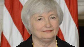 Die mächtigste Frau der Finanzwelt: Börsianer warten gespannt auf neue Fed-Chefin