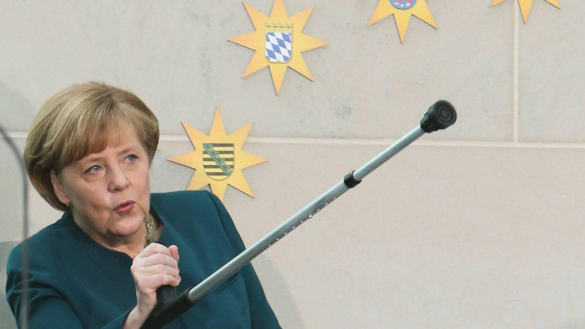 Merkel will Debatte um Armutszuwanderung stoppen