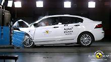 Die Besten im EuroNCAP-Crashtest 2013: Sicherstes Auto ist ein Newcomer aus China
