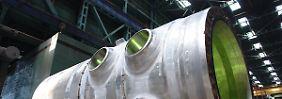 """Im """"sowjetischen Rhythmus"""": Bau von russischen Atomreaktoren boomt"""