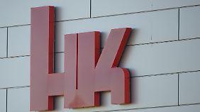 Heckler & Koch wurde 1949 gegründet und gehört weltweit zu den größten Herstellern von Kleinwaffen.