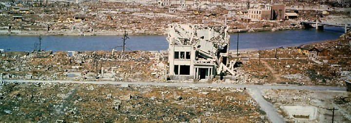 """Der erste Atombomben-Angriff der Welt: Wie """"Little Boy"""" Hiroshima vernichtete"""