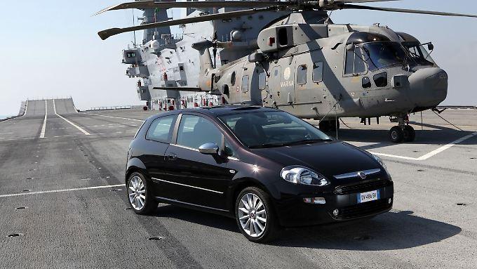 Im vergangenen Jahr fand der Fiat Punto in deutschland nur noch 5600 Käufer.
