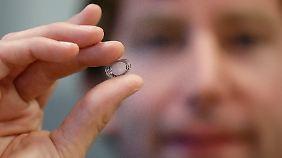 Kontrolle des Blutzuckers: Google entwirft Kontaktlinse für Diabetiker