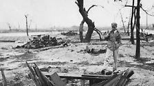 68. Jahrestag der Hiroshima-Atombombe: Japan gedenkt der Opfer