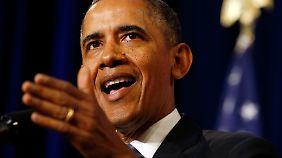 Rede des US-Präsidenten: Obama will Überwachung einschränken