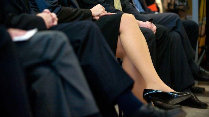Immer noch unterrepräsentiert: Frauen in der Chefetage