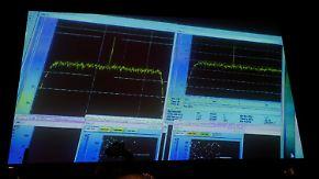 """Kometensonde ist wach: Piepende """"Rosetta"""" lässt Forscher jubeln"""