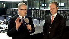 """Frank Meyer spricht mit Stefan Riße: """"Was haben die Notenbanker geraucht?"""""""