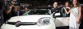 Wie aus Fiat ein Weltkonzern wurde: Marchionne und sein Fiat Lux