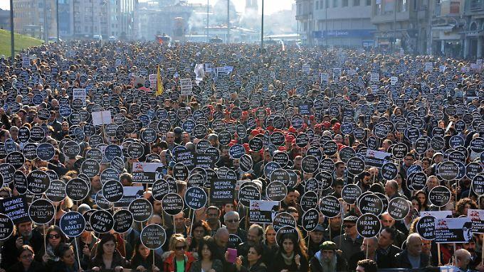 Ob Istanbul, Kairo oder Hamburg - Der Widerstand wird laut Studie weltweit zunehmen.