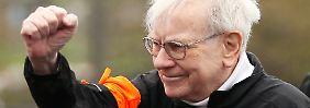 """US-Aufsicht untersucht Buffett-Holding: Ist Berkshire Hathaway """"too big to fail""""?"""
