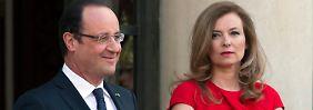 Première Dame muss den Elysée-Palast verlassen: Hollande trennt sich von Trierweiler