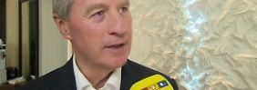 """Jürgen Fitschen im n-tv Interview: Europa ist """"noch nicht über den Berg"""""""