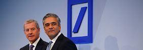 Konzern verspricht Kulturwandel: Vergangenheit sucht Deutsche Bank heim