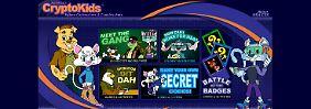 Verspielte Webseite und Rätsel-App: Die NSA zeigt Kindern, wie cool sie ist
